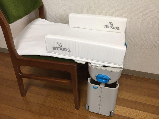 ジェットキッズベッドボックス簡易ベッド